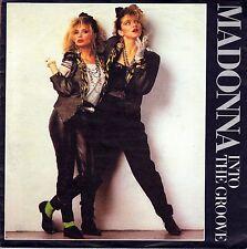 "7"" Madonna – Into The Groove / Shoo-Bee-Doo // Germany 1985"
