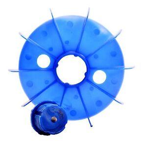 167mm Diámetro Motor Eléctrico Fan-Motor Ventilador-marco de tamaño 90