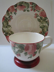 Image Is Loading NIKKO TABLEWARE NIKKO TEACUP AND SAUCER JAPAN PRECIOUS