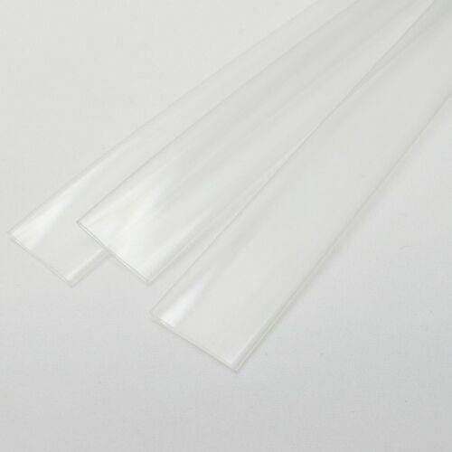 "3//8/"" ID Clear Heat Shrink Tube 2:1 ratio polyolefin inch//feet//to 10mm 25 ft"