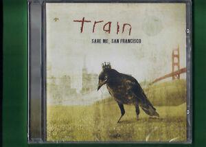 TRAIN-SAVE-ME-SAN-FRANCISCO-CD-NUOVO-SIGILLATO