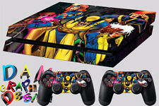 wolverine ps4 skin sticker playstation #b1 king of fighter x men storm anime