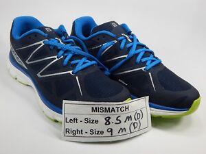 Melange-Salomon-Sonic-Homme-Chaussures-Course-Taille-8-5-M-D-Gauche-amp-9-D