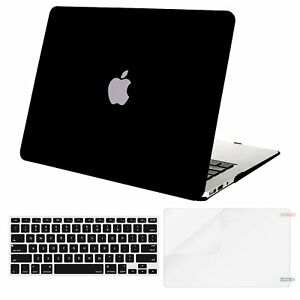 online store e76fd eadc2 Details about Mosiso 3 in 1 Shell Case Cover for Macbook Air 13 inch year  2014 2015 2016 2017