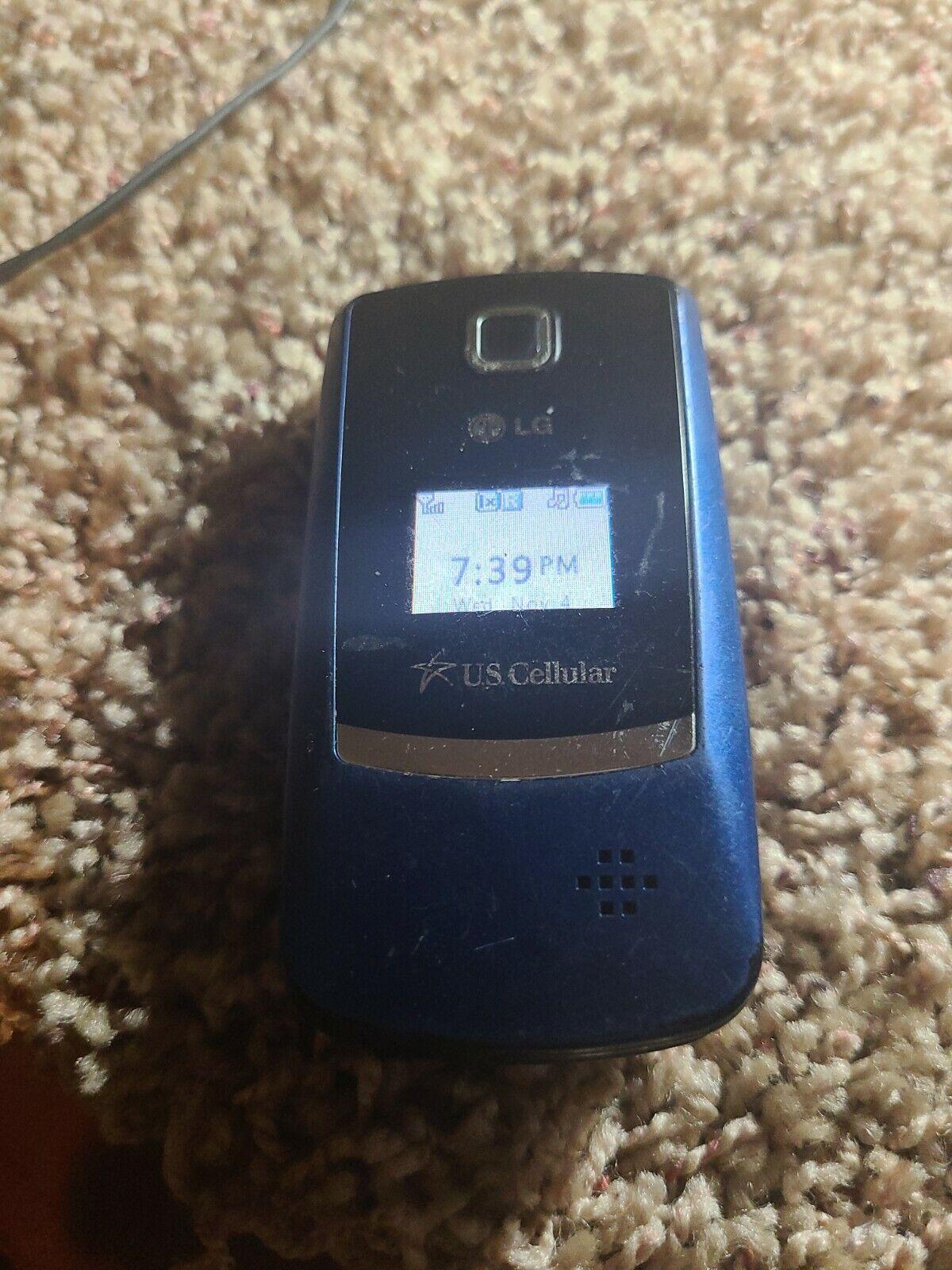 Lg Ux300 Blue U S Cellular Cellular Phone 0652810113779 For Sale Online