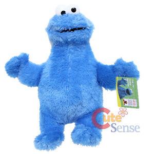 Sesame-Street-Cookie-Monster-Plush-Doll-13-034-Large-Stuffed-Toy-Figure