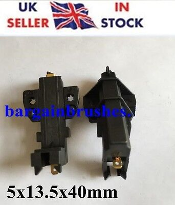 HOOVER Optima Compatible OPH716DF Washing Machine MOTOR CARBON BRUSHES CESET