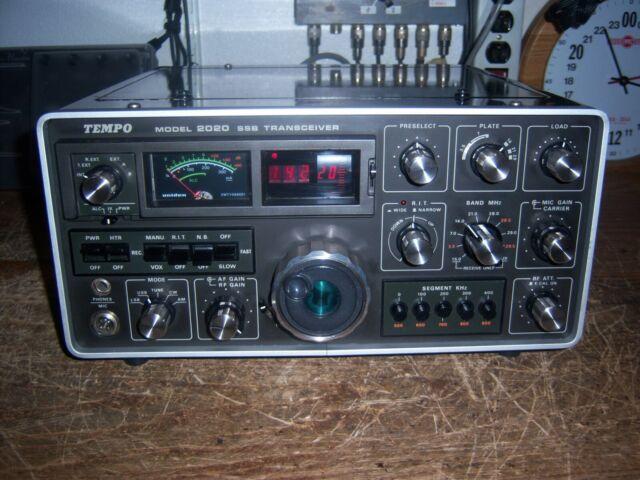 Henry 2020 Radio Transceiver For Sale Online Ebay