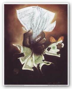Pages-or-Wages-Edwin-Lester-African-American-Art-Print-9x7