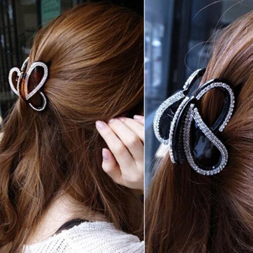 Premium Haarklammer Strass Haarclip Haarspange Brautschmuck