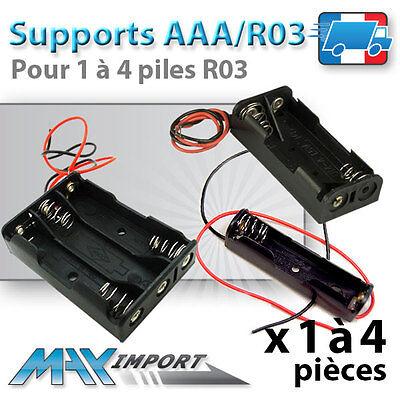 LR03 /> LR06 - Lots multiples Prix dégréssif Adaptateurs AAA /> AA