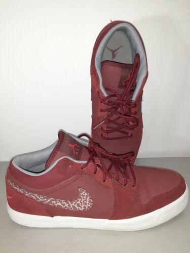 Nike Air Jordan AJ V.2 Low Mens Sz 9.5 Team Red /
