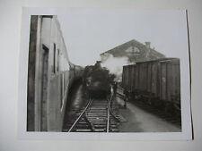 EIRE38 - 1950s CIE IRISH RAIL RAILWAY ~ STEAM TRAIN PHOTO Ireland