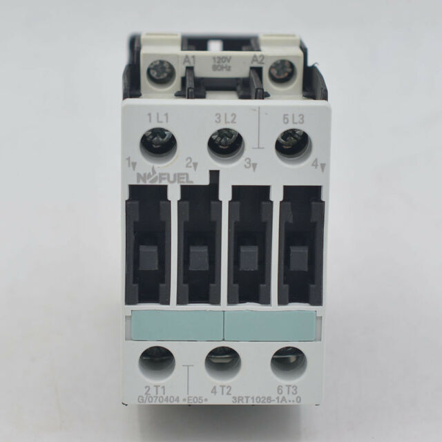 3RT1026-1AB01  AC Contactor 24V  Fit for  Siemens   3RT1026 Contactor