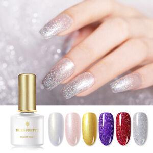 Born-Pretty-6ml-Brillante-Gel-Nail-Polish-Holografico-Lentejuelas-UV-Gel-Soak-Off