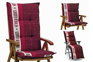 auflagen f r niederlehner hochlehner relaxsessel sessel. Black Bedroom Furniture Sets. Home Design Ideas