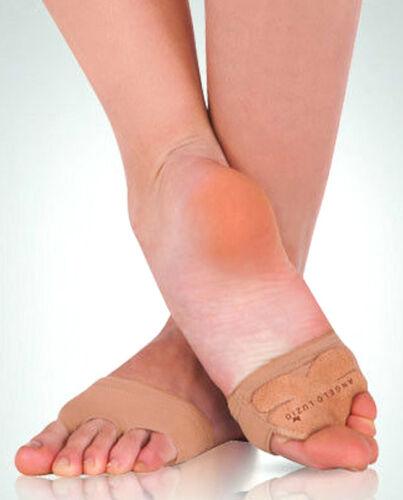 New Angelo Luzio Body Wrappers Foot Underwear Sandal Suntan Tan 603A JTN Adult