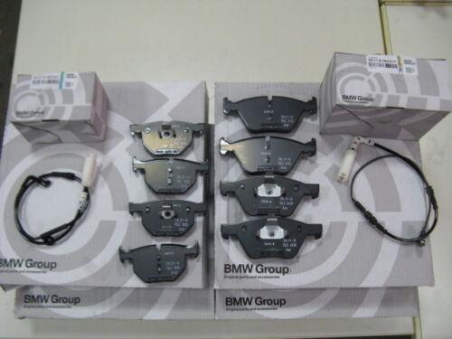ORIGINAL BMW BREMSBELAGSATZ BREMSSCHEIBEN WK VA HA 6er F12 F13 34116851269