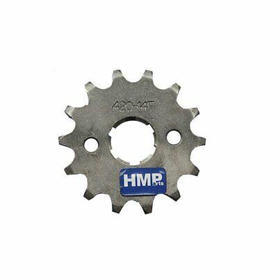 Hmparts Ritzel 420 14z 20mm Dirt Bike Pit Bike Monkey Dax