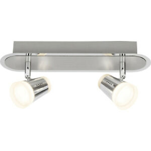 LED-Strahler-Deckenlampe-Wandlampe-Deckenstrahler-Wandstrahler-2-flammig-Spot
