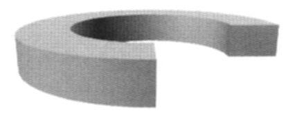 "CT 8J6070-3-3//4/"" X 4-7//16/"" X .218/"" Buffer Seal"