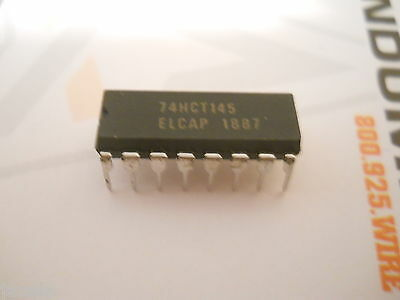 I3 74HCT242 Integrated Circuit QTY 25 ea NOS,New Old Stock