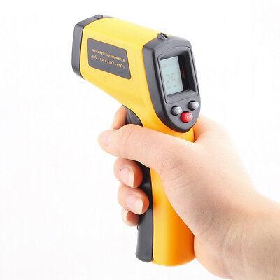 Laserthermometer Infrarot, Professional Y Privatpersonen, Digitales Bildschirm Offensichtlicher Effekt