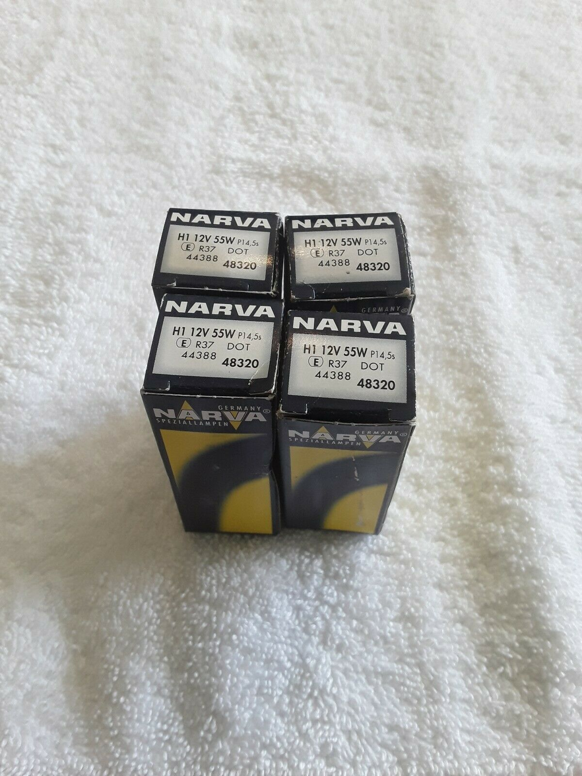 REPLACEMENT BULB FOR NARVA 48320 55W 12V