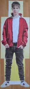 MIKE-SINGER-Poster-XXL-175-x-58-cm-Clippings-Deja-Vu-Fan-Sammlung-NEU