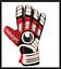 Uhlsport Neuf avec étiquettes Akkurat en Mousse Souple HN guantes Professional football gardien de but Gants 10