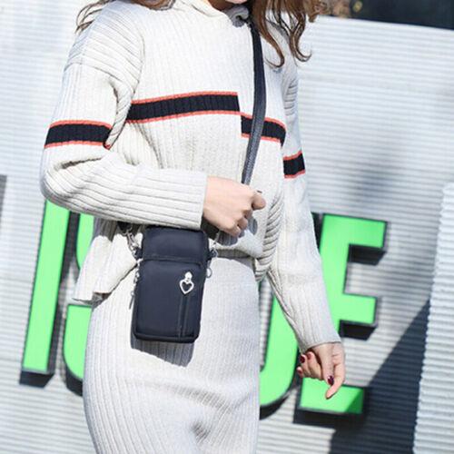 Fashion Women Sports Square Bag Mini Cellphone Pouch Crossbody Shoulder Bags YJ