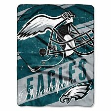 eb78670e2ec item 2 NFL Philadelphia Eagles Deep Slant Micro Raschel Solf Throw Blanket  46