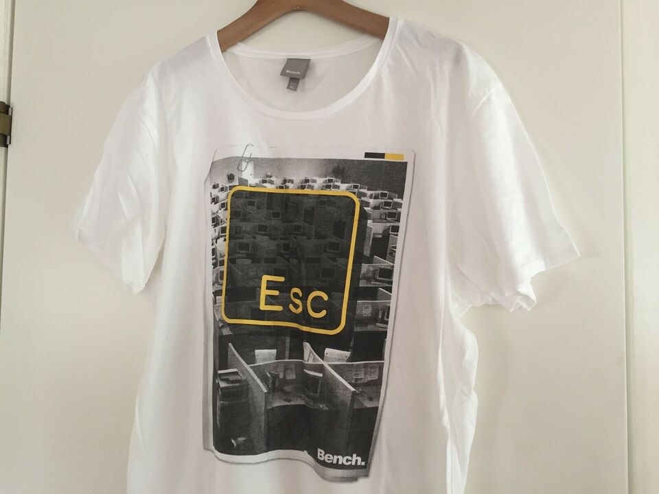 T-shirt, BENCH, str. XL