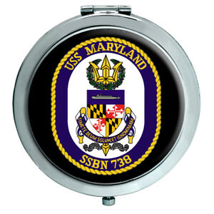 Uss Maryland (SSBN-738) Kompakter Spiegel