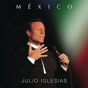 Julio-Iglesias-Mexico-CD-Album-Damaged-Case