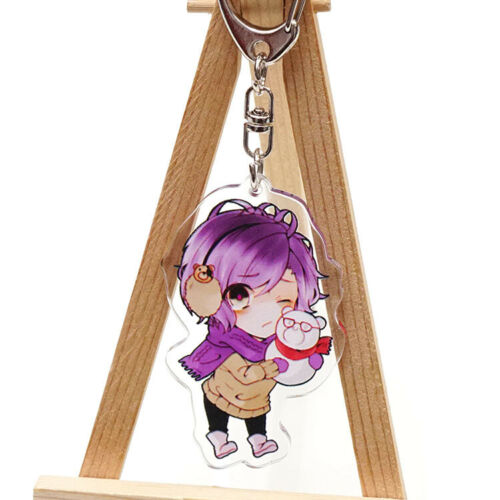 Unisex Key Chains Clothing Shoes Accessories Diabolik Lovers Ayato Kanato Laito Shu Reiji Ruki Subaru Keychain Keyring Cute Myself Co Ls