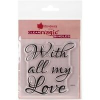 Woodware Craft Collection Woodware Clear Stamps - 535514 on sale