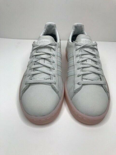 Adidas Originals Campus  Women Running shoes Sneakers White Pink Size 6