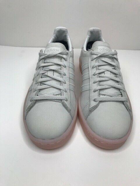 super popular a8dd7 18bb6 Adidas Originals Campus Women Running Running Running shoes Sneakers White  Pink Size 6 e53c7d