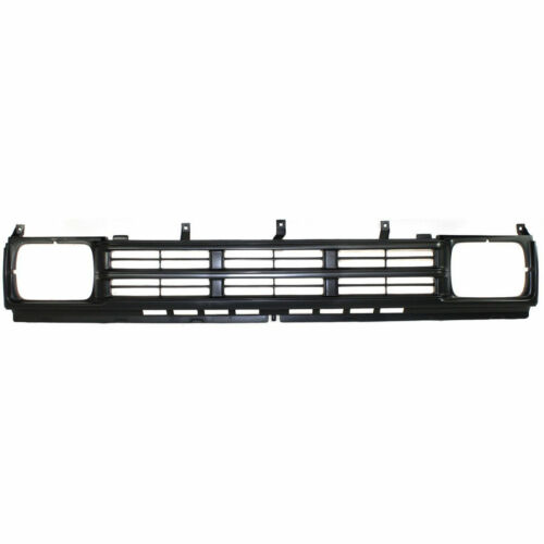 NI1200120 NEW 1990 1992 FRONT GRILLE FOR NISSAN D21 6231086G00