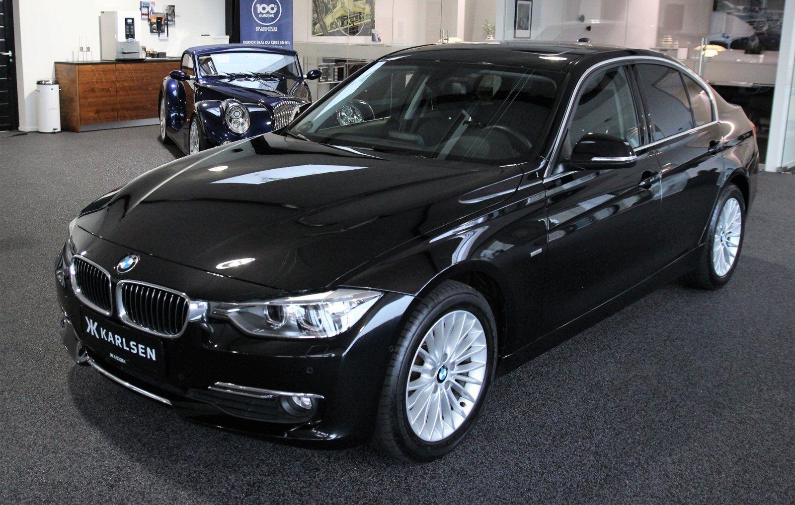 BMW 318d 2,0 Luxury Line aut. 4d - 269.900 kr.