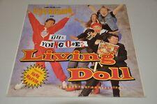 "Cliff Richard - Living Doll - 80er - 12"" Maxi-Single Vinyl Schallplatte LP"