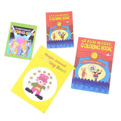 Funny Magic Coloring Cartoon Books Children Magic Props Learning ...