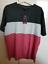 BRAND-NEW-Reph-FIRE-PIT-Tricolour-Striped-T-Shirt-SIZE-M thumbnail 1