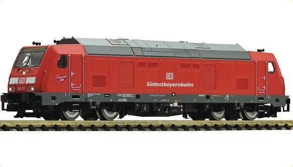 FLEISCHMANN 724504 DB Diesellokomotive 245 013 Südostbayernbahn N 1 160 - NEU