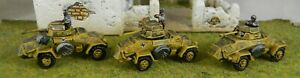 15mm-painted-WWII-German-reconnaissance-armored-car