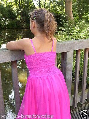 Blumenmädchenkleid Festkleid Sommerkleid Cocktailkleid Mädchen Kleid