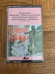 Walzerkonige-Kassette