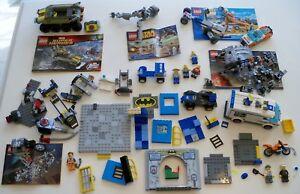 LEGO-Partials-Lot-Super-Heroes-Batman-Star-Wars-LEGO-Movie-City-Police