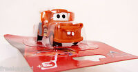 Walt Disney Pixar Cars Tow Mater Cake Topper Movie Figure 2 '55 Chevy Tow Truck